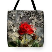 Survive The Storm Tote Bag