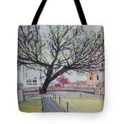 Survivor Tree Tote Bag