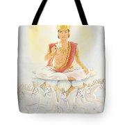 Surya The Sun Tote Bag