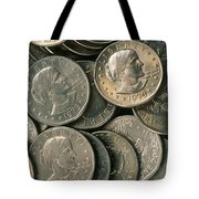 Susan B. Anthony Dollar Tote Bag