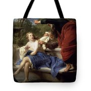Susanna And The Elders, 1751 Tote Bag