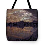 Suset Vs Nightstorm  Tote Bag