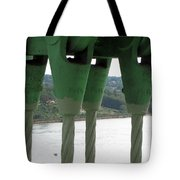Suspension Cables Tote Bag