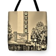 Sutter Theater Tote Bag