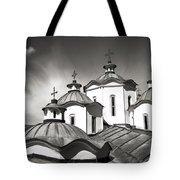 Sv Joakim Osogovski Tote Bag