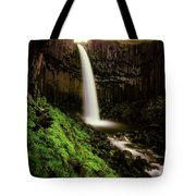 Svartifoss Waterfall, Skaftafell Tote Bag