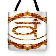 Swadhisthana Abstract Chakra Art By Omaste Witkowski Tote Bag