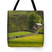 Swaledale Landscape Tote Bag