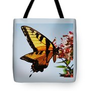 Swallowback Butterfly # 2 Tote Bag