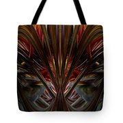 Swallowed By The Dark Fx  Tote Bag