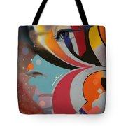 Swallowed Rainbow Tote Bag