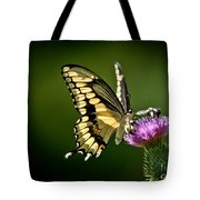 Swallowtail And Friends Tote Bag
