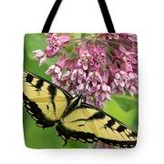 Swallowtail Notecard Tote Bag