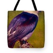 Swallowtail Pose Tote Bag