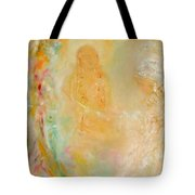 Swami Yogananda And Disciple Tote Bag