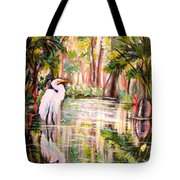 Swamp Angel Tote Bag