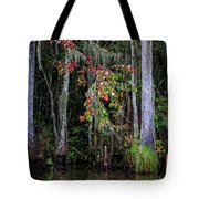 Swamp Beauty Tote Bag