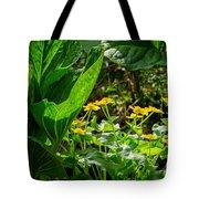 Swamp Bouquet Tote Bag