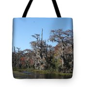 Swamp Serenity Tote Bag