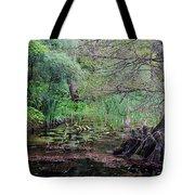 Swamp Garden Tote Bag