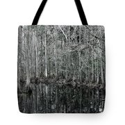 Swamp Greens Tote Bag