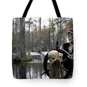 Swamp Pirate Tote Bag
