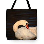 Swan Grooming Tote Bag