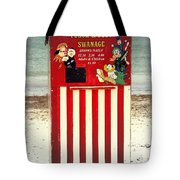 Swanage Punch And Judy Tote Bag