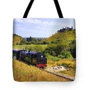 Swanage Steam Railway Tote Bag