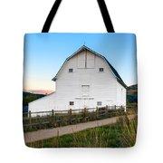 Swaner Sunset Tote Bag