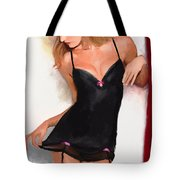 Swanny Tote Bag