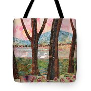 Swans At Teatown Lake Preservation Tote Bag