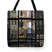 Swans Love Amsterdam Tote Bag