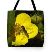Sweat Bee Tote Bag