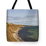Swedish Coastline Tote Bag