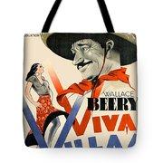 Swedish Poster #1   Viva Villa 1934-2008 Tote Bag