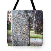 Swedish Runestone Tote Bag