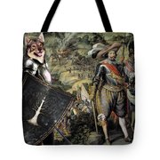 Swedish Vallhund  - Vastgotaspets Art Canvas Print Tote Bag