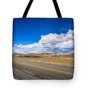 Sweeping Countryside Tote Bag