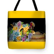 Sweet As Honey - Honey Bees Tote Bag