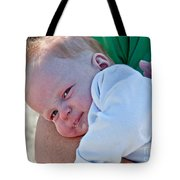 Sweet Baby Bubbles Art Prints Tote Bag