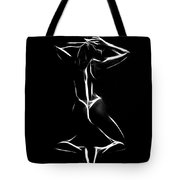 Sweet Back Tote Bag