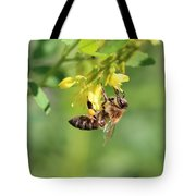 Sweet Clover Favorites Tote Bag