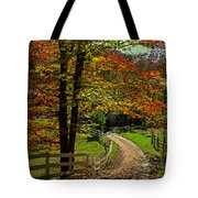 Sweet Country Morning Tote Bag