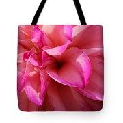Sweet Dahlia Tote Bag
