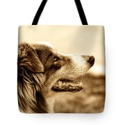 Sweet Doggie Tote Bag