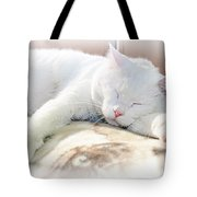 Sweet Dreams Tote Bag by Andee Design