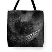 Sweet Dreams In Black And White Tote Bag