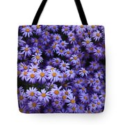 Sweet Dreams Of Purple Daisies Tote Bag