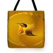 Sweet Golden Spinner Tote Bag